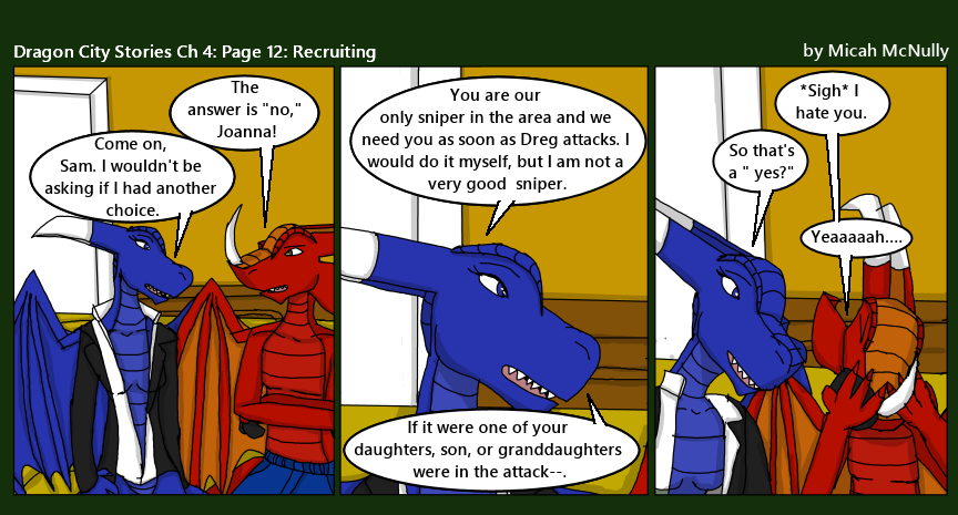 Ch 04: Page 12: Recruting